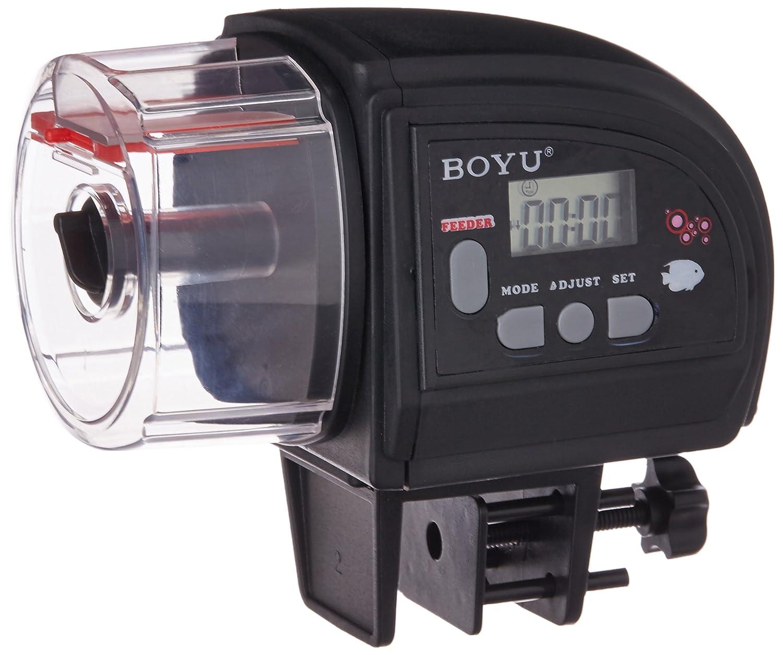 Boyu aquarium fish tank external filter canister ef 05 - Boyu Zw 82 Automatic Fish Food Dispenser Timer With Lcd Display