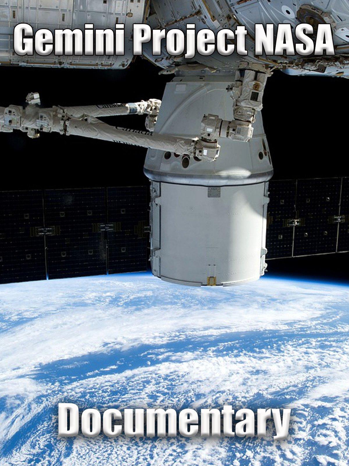 Gemini Project NASA: Documentary on Amazon Prime Video UK