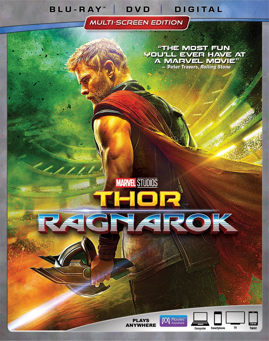 Buy Thor Ragnarok Now!
