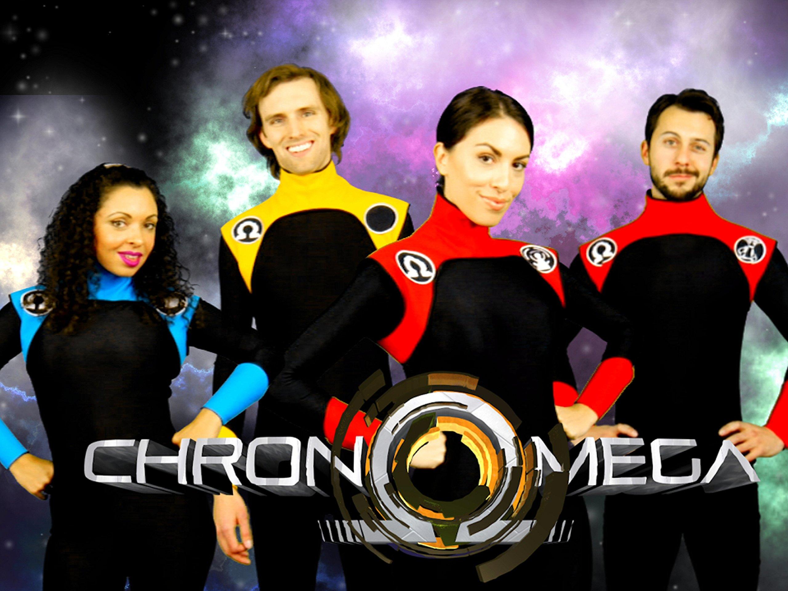 Chronomega - Season 1