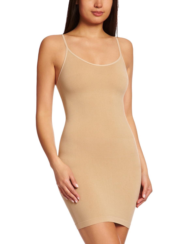 MAGIC Bodyfashion Damen Miederkleid Seamless Bodydress, Einfarbig kaufen