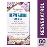 Reserveage - Resveratrol 250mg (Tamaño: 60)