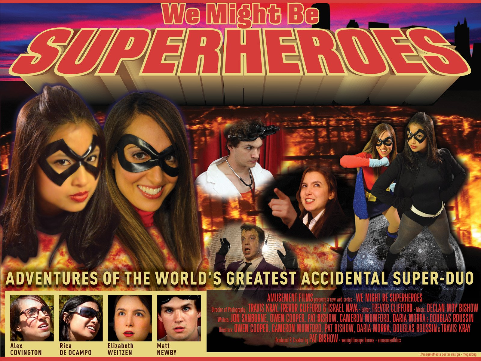 We Might Be Superheroes - Season 1