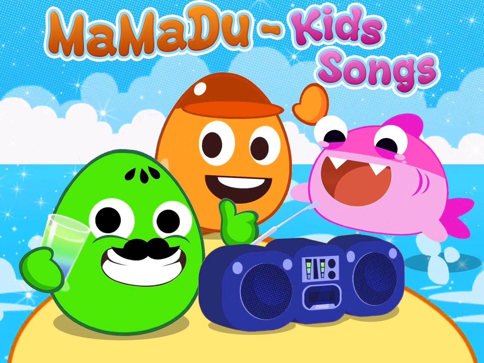 MaMaDu Kids Song on Amazon Prime Instant Video UK