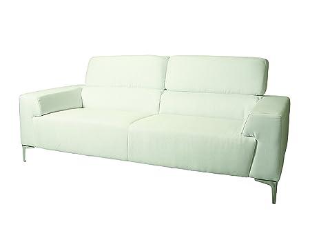 Pastel Furniture TG-181-CH-083 Trafalgar Sofa, White