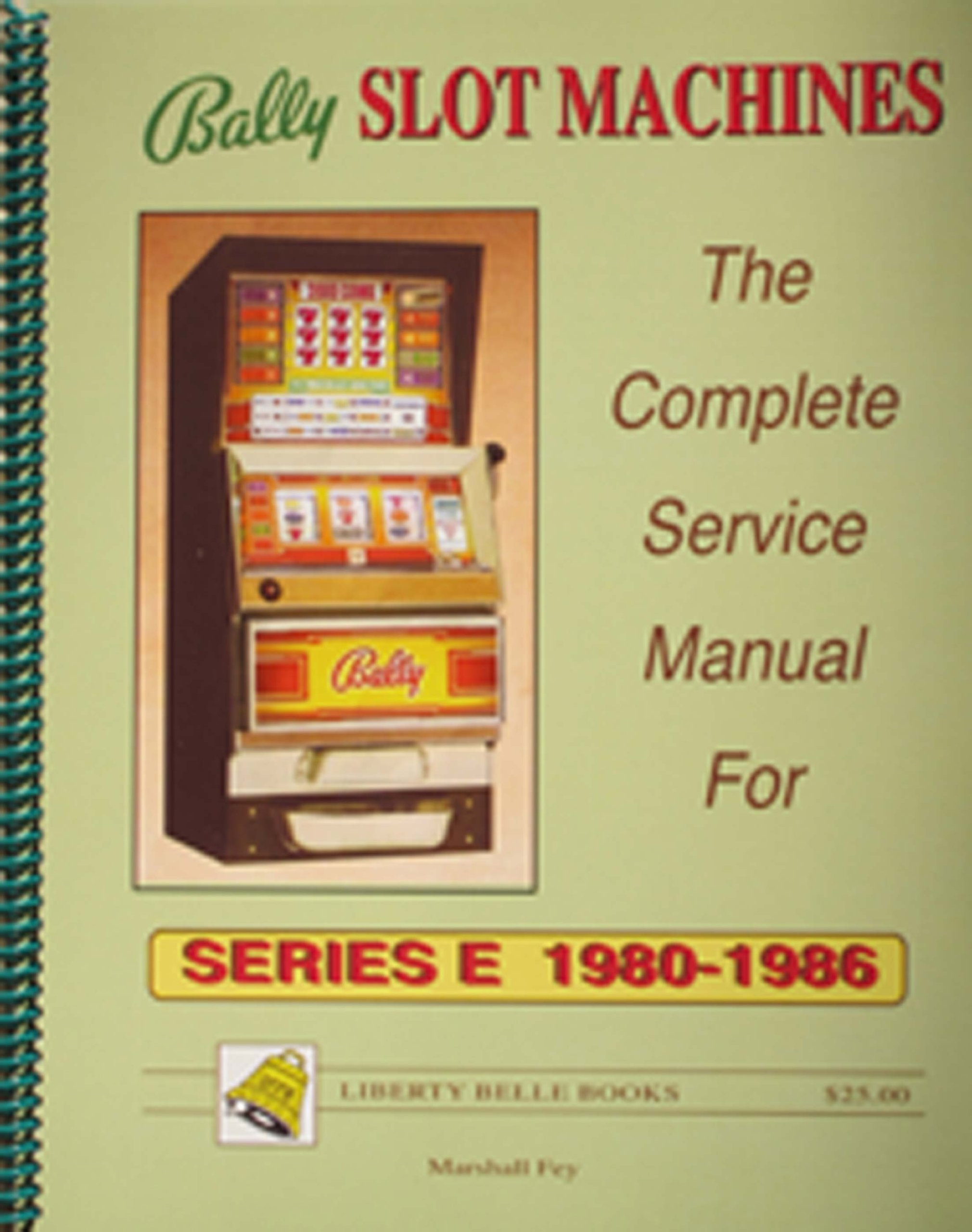 Bally slot machines repair paradise hotel and casino east peoria il