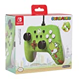 Super Mario Edition Wired Controller for Nintendo Switch - Yoshi (Color: red)