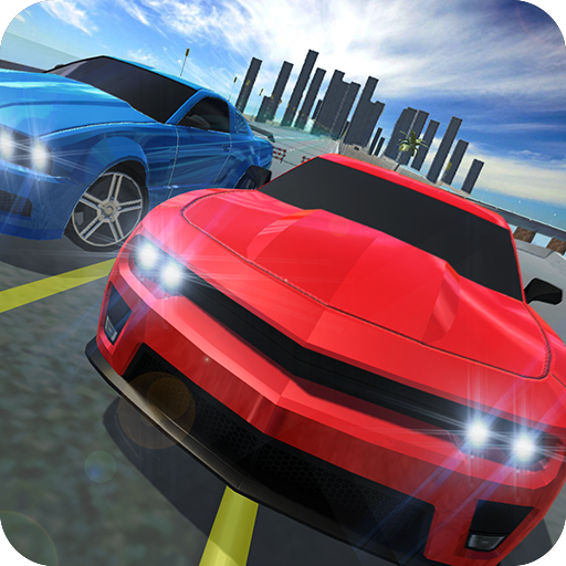 highway-racing-muscle-cars