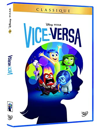 Vice-versa = Inside out / Pete Docter, Réal. | Docter, Pete. Monteur