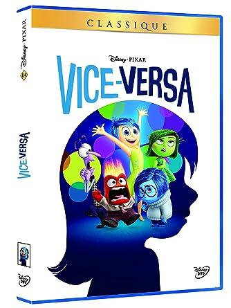 Vice-versa = Inside out / Pete Docter, Réal. |
