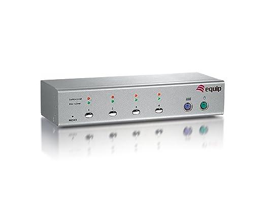 KV04 Port/PS2 equip Tast/VGA/S, 331504