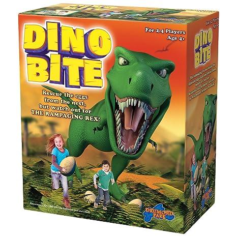 Drumond Park – Jeu de Société – Dino Bite – Dino Crunch (Version Anglaise)