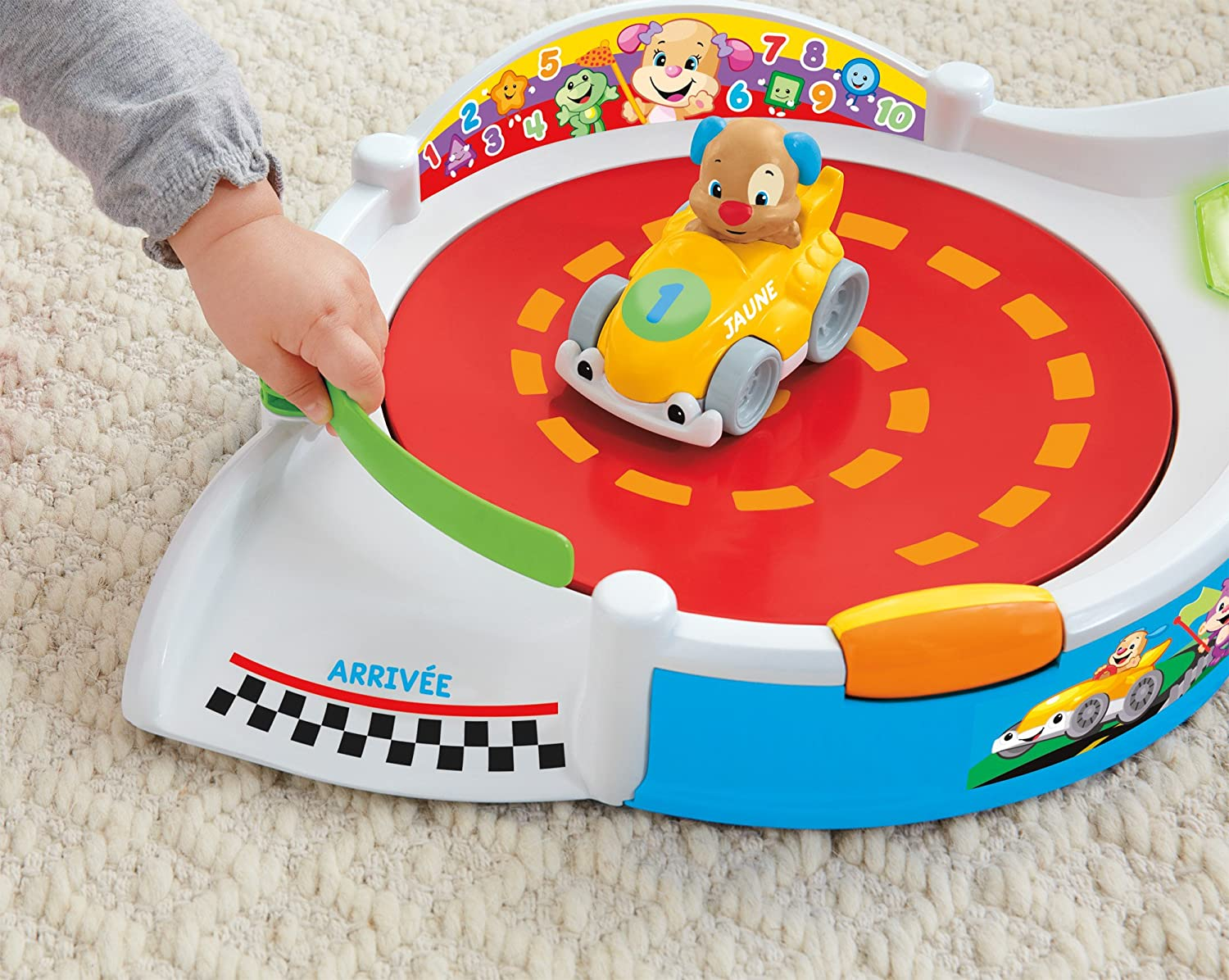 fisher price laugh and learn smart stages puppy instructions
