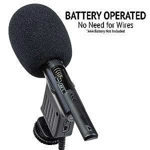 Ritz Gear Shotgun Microphone