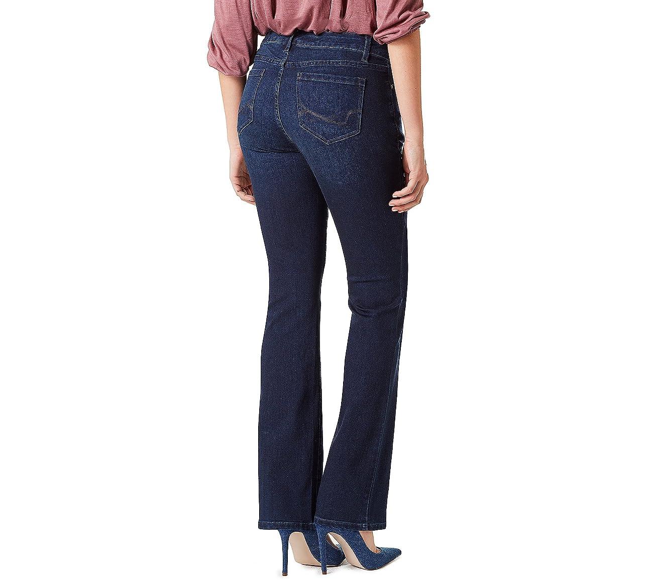 Vintage America Boho Bootcut Jeans 1