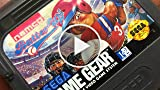 CGR Undertow - BATTER UP Review for Game Gear