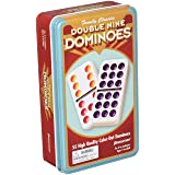 CHH Double 9 Professional Color Dot Dominos Set