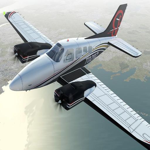 flight simulator: Amazing 3D Simulator