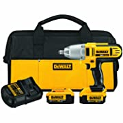 DEWALT DCF889HM2 20-volt Max Lithium Ion 1/2-Inch High Torque Impact Wrench with Hog Ring: Amazon.ca: Tools & Home Improvement