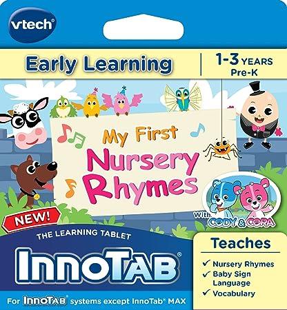 My First Nursery Rhymes Tablet