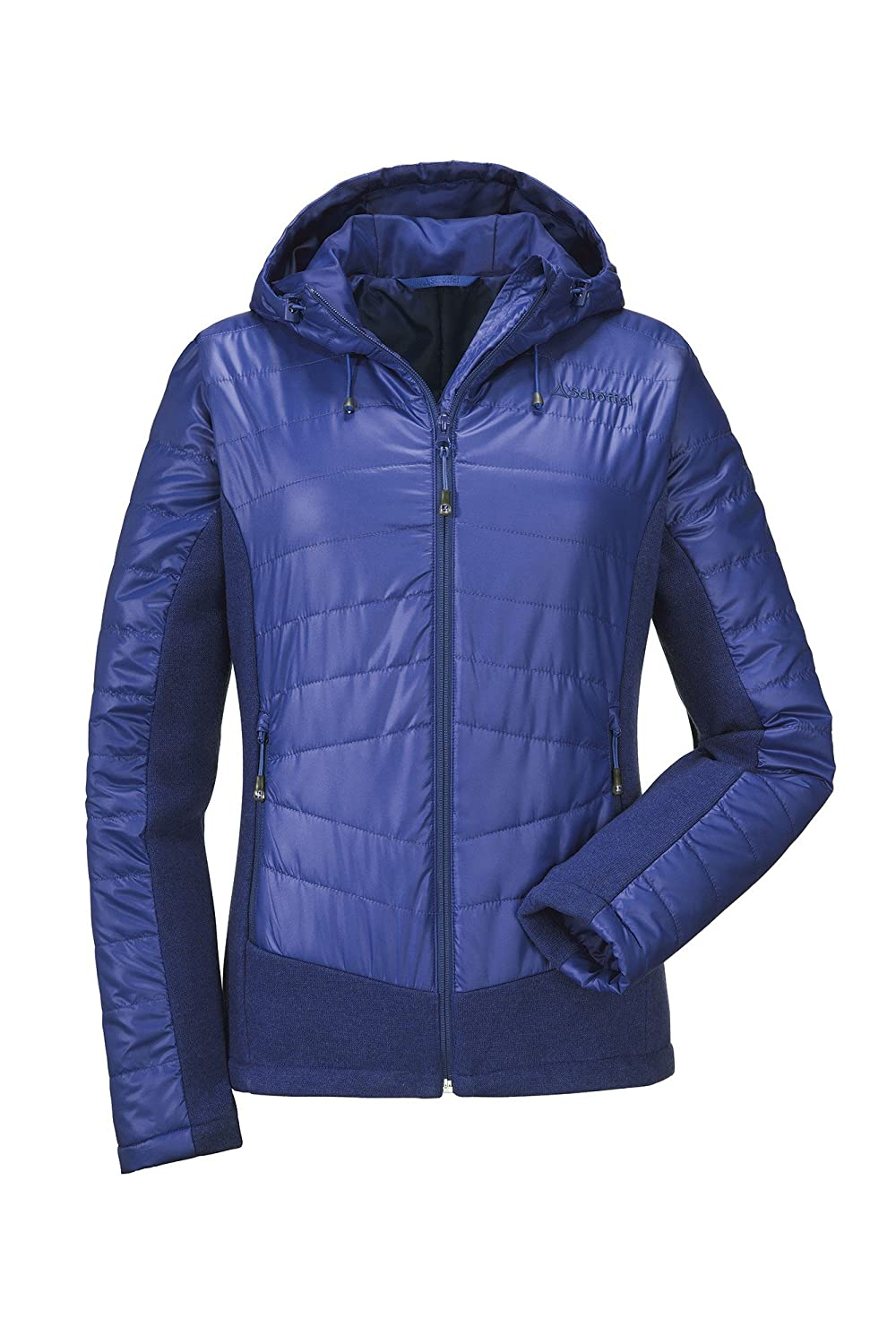 SCHÖFFEL Damen Daune Thermojac Tuva, Blue Ribbon, 36, 20 11165 22494 8340