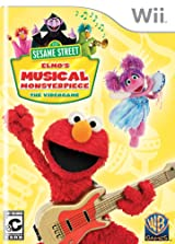 Sesame Street: Elmo´s Musical Monsterpiece, Wii