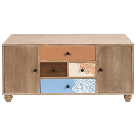 MUEBLE TV HIPSTER 100x38x45.5 Color OLMO