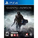 Game for PlayStation 4 - Shadow of Mordor