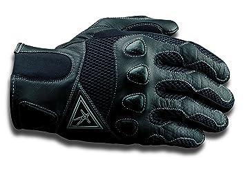 Racer 6330-3 Windy gants, Taille XS, noir