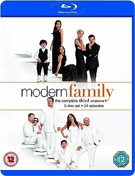Modern Family Blu-ray 3 Discs