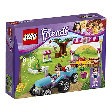 LEGO - A1400540 - Le Marché - Friends