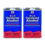Klean-Strip QSL26 Denatured Alcohol, 1-Quart (?wo ?ack) (Tamaño: ?wo ?ack)