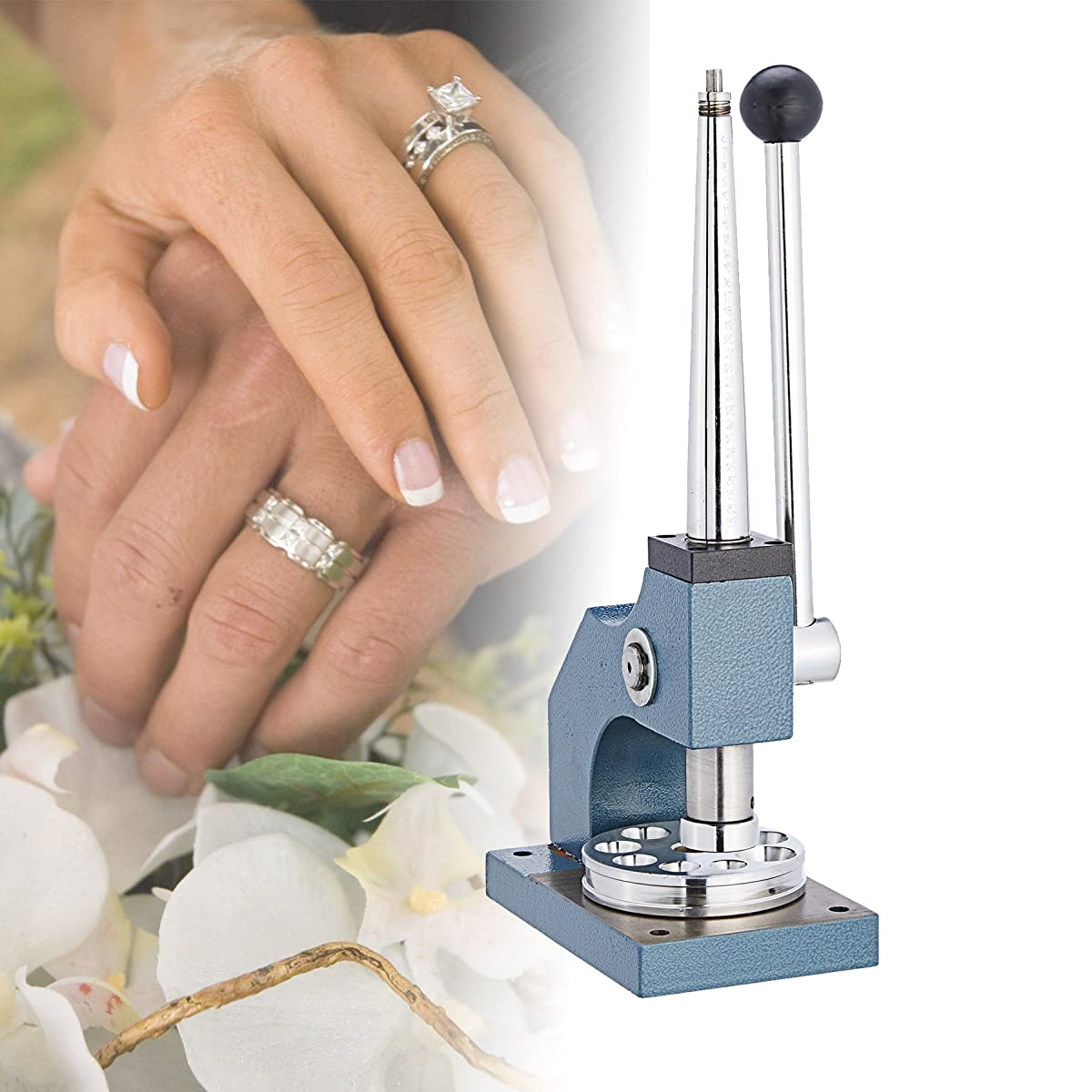 Tek Motion 2in1 Ring Stretcher / Enlarger & Reducer Size Adjustment Jewelry Making Tool