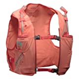 Nathan NS4537 Vaporhowe Hydaration Pack Running Vest with 1.5L Bladder, Fusion Coral, X-Small (Color: Fusion Coral, Tamaño: X-Small)