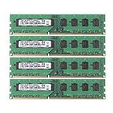 FidgetGear 8GB 4X 2GB PC3-10600 2Rx8 DDR3 1333Mhz 240PIN Desktop Memory DIMM RAM Intel #6HH
