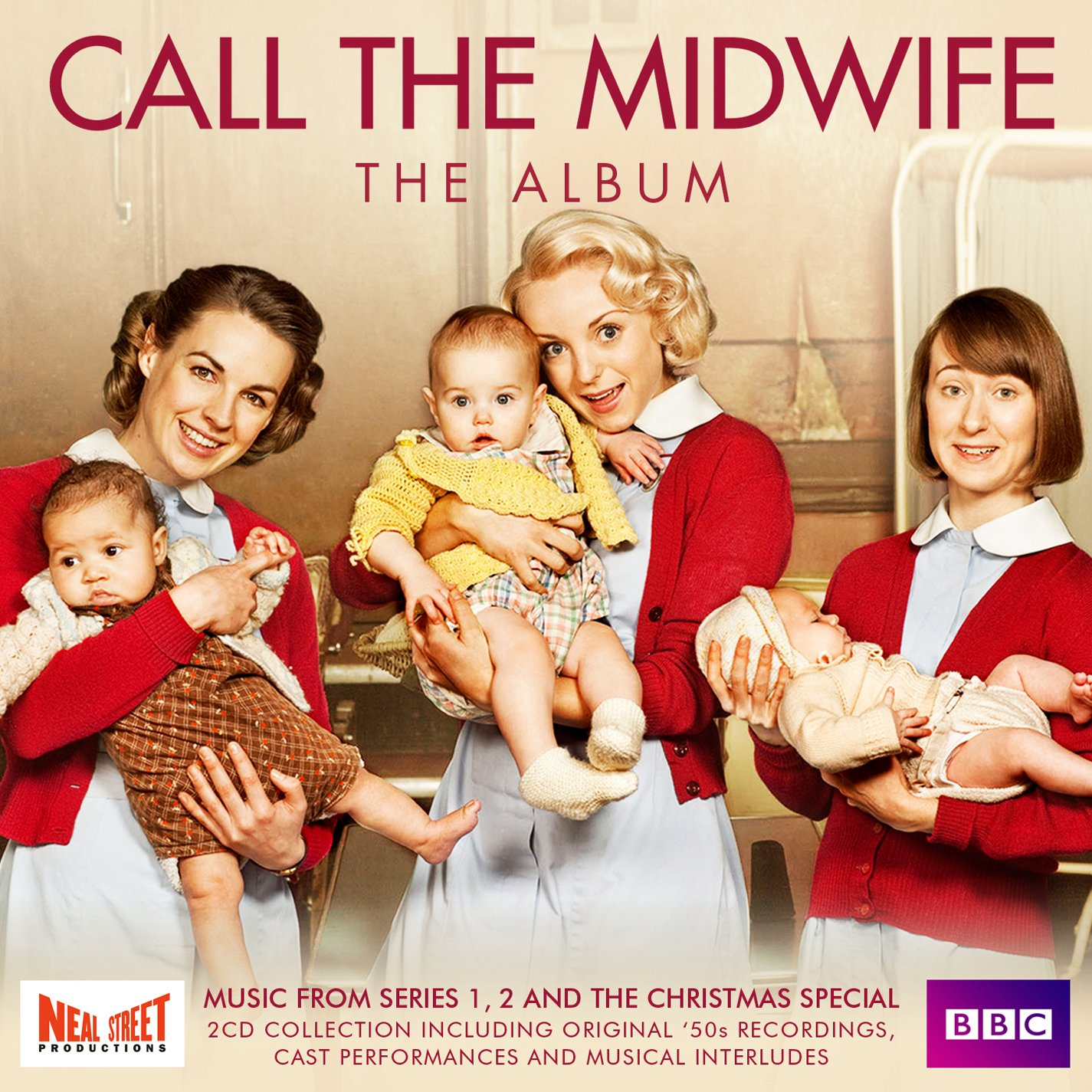 Call the Midwife BBC 2012 - Page 4 81RBBQPbAtL._SL1425_