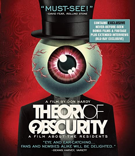Theory of Obscurity [Blu-ray]