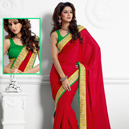 Party Wear Saree Designs For Indian Girls Vol 2
