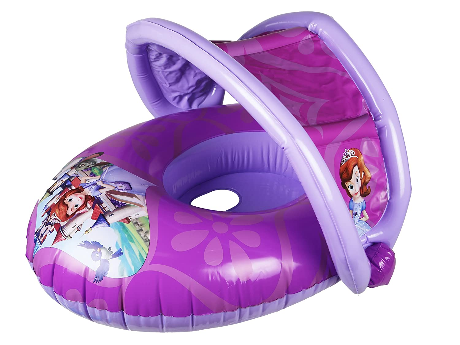 Swimways Sun Canopy Sophia Baby Float