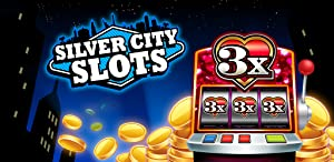 Silver City Slots Free Slots Games - Las Vegas Slot Machines with Progressive Jackpots and Real Free Casino Slots for Kindle - These Free Casino Games are Cash Classic Slots with Freespin and Old Vegas Slots with Bonus Rounds from Rocket Games, Inc.