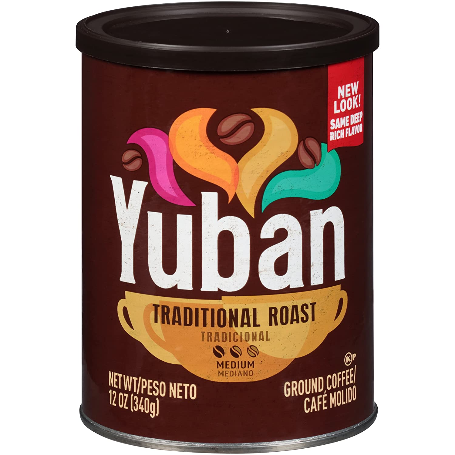 Yuban Traditional Ground Coffee, Medium Roast