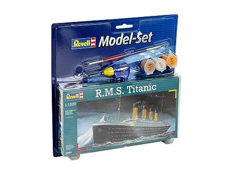 Revell - Maquette - Modèle R.M.S. Titanic