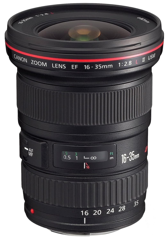 brand new canon ef 16 35mm f 2 8l ii usm lens. Black Bedroom Furniture Sets. Home Design Ideas