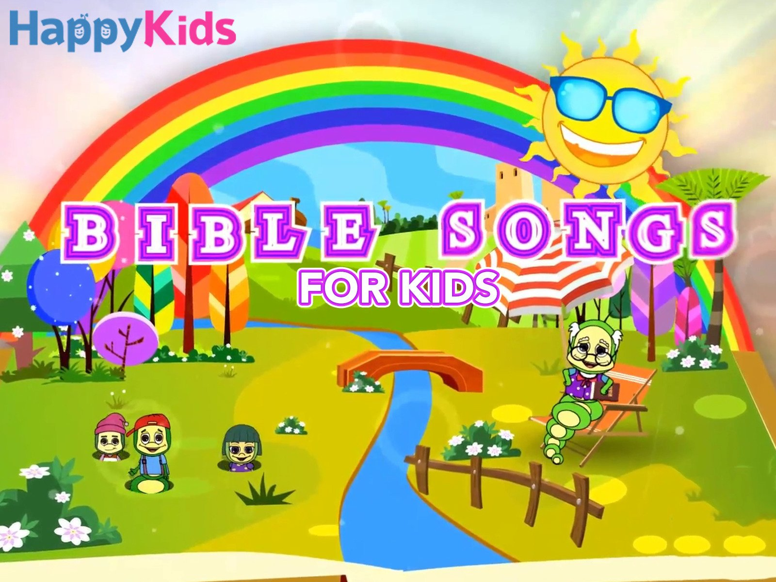 Bible Songs for Kids - Season 2