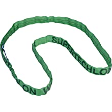 Mazzella RS Polyester Round Sling, Endless, Vertical Load Capacity