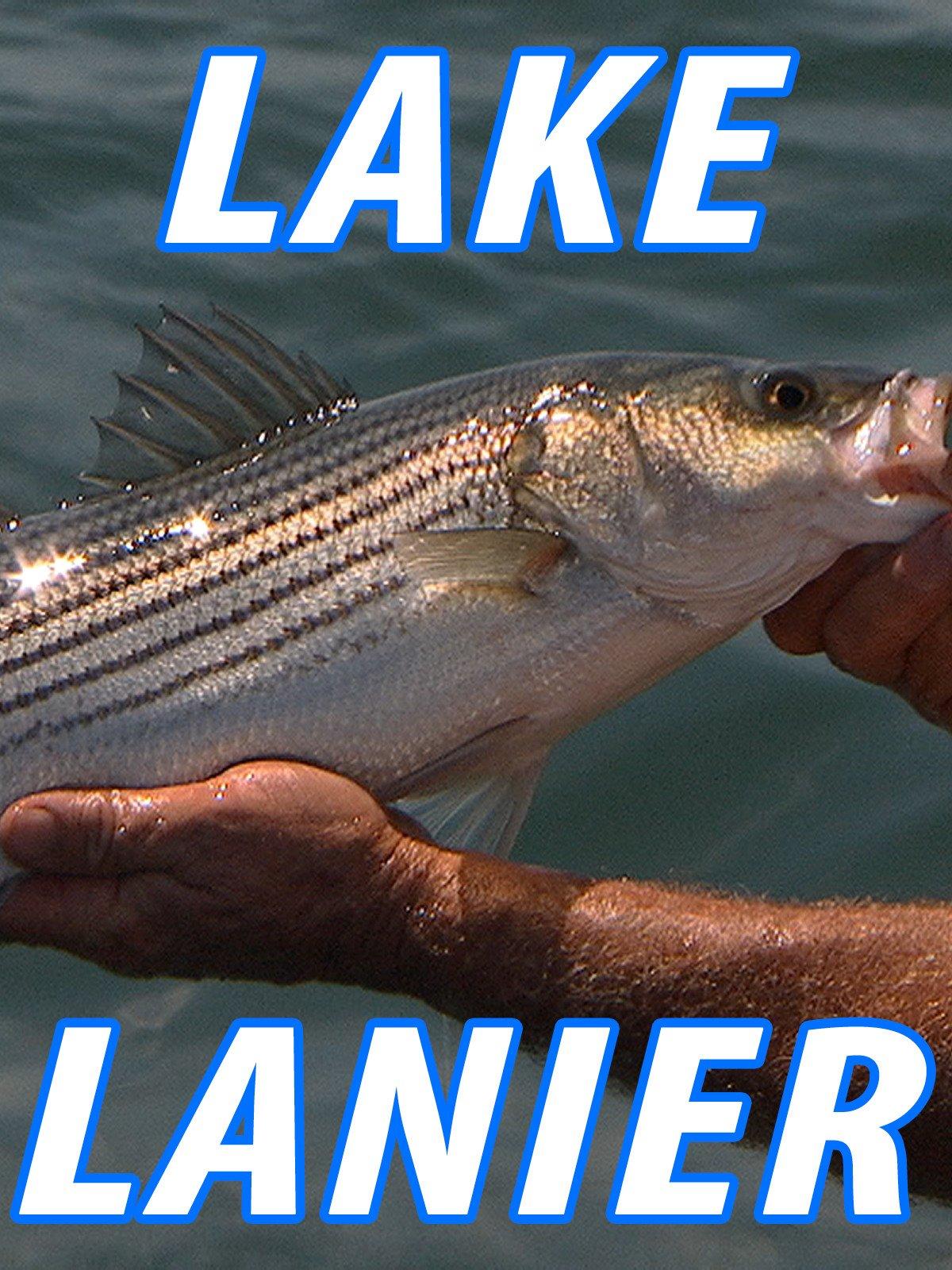 Clip: Lake Lanier