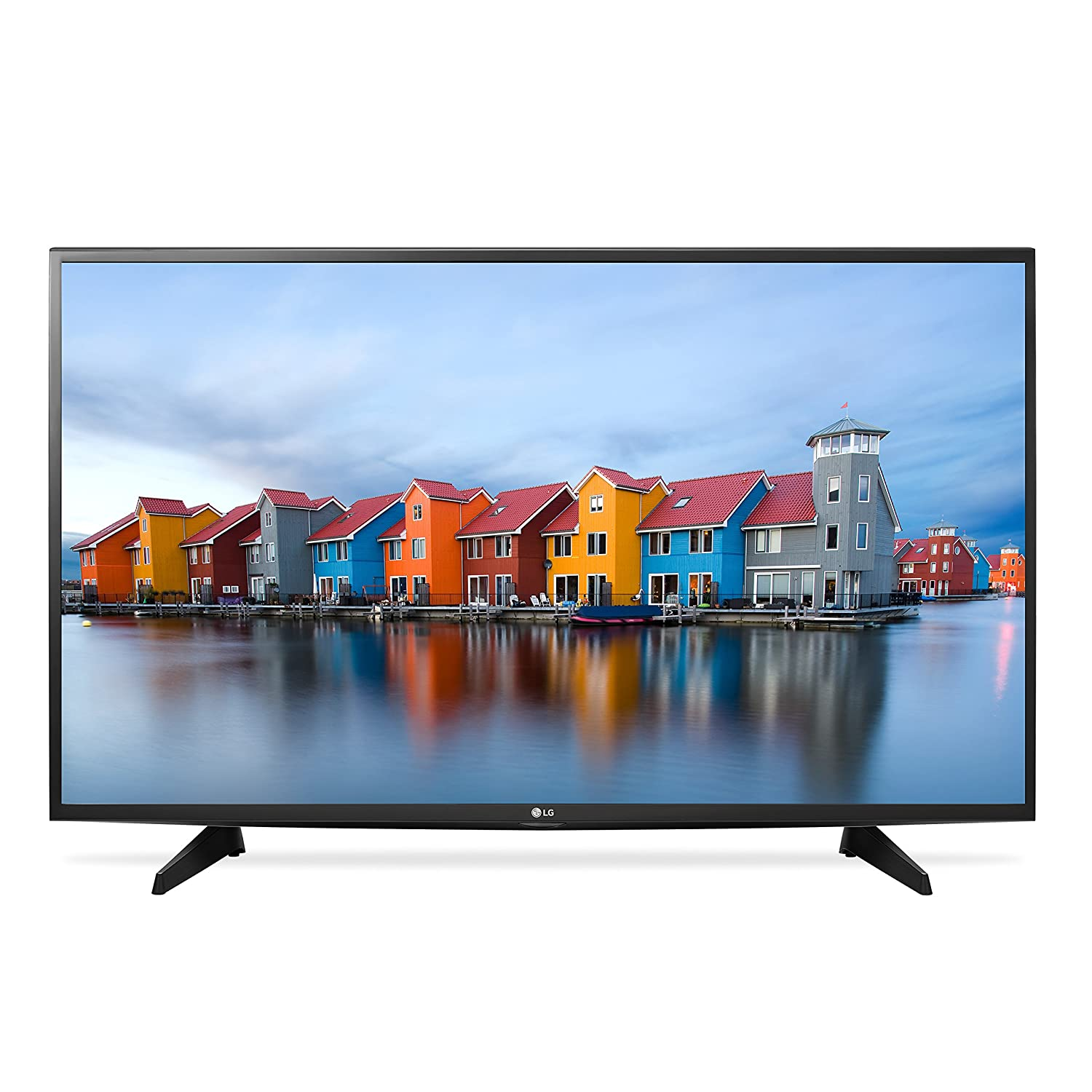 LG Electronics 43LH5700 43-Inch 1080p Smart LED TV (2016 Model)