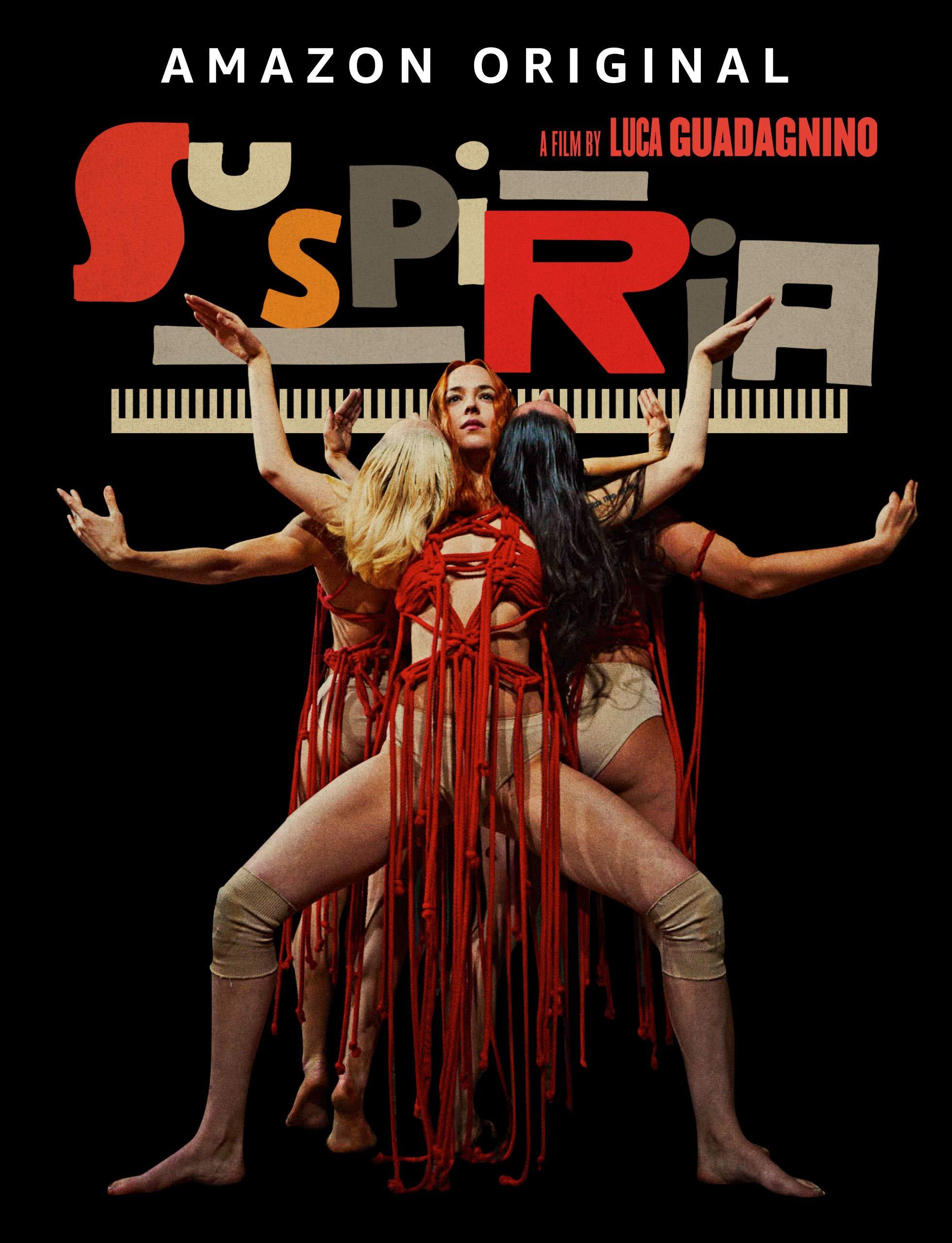 Suspiria on Amazon Prime Video UK