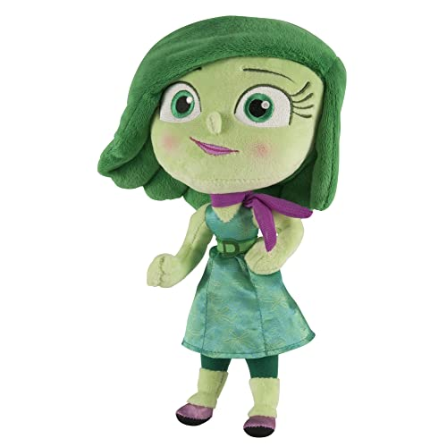 Inside Out Talking Plush Disgust