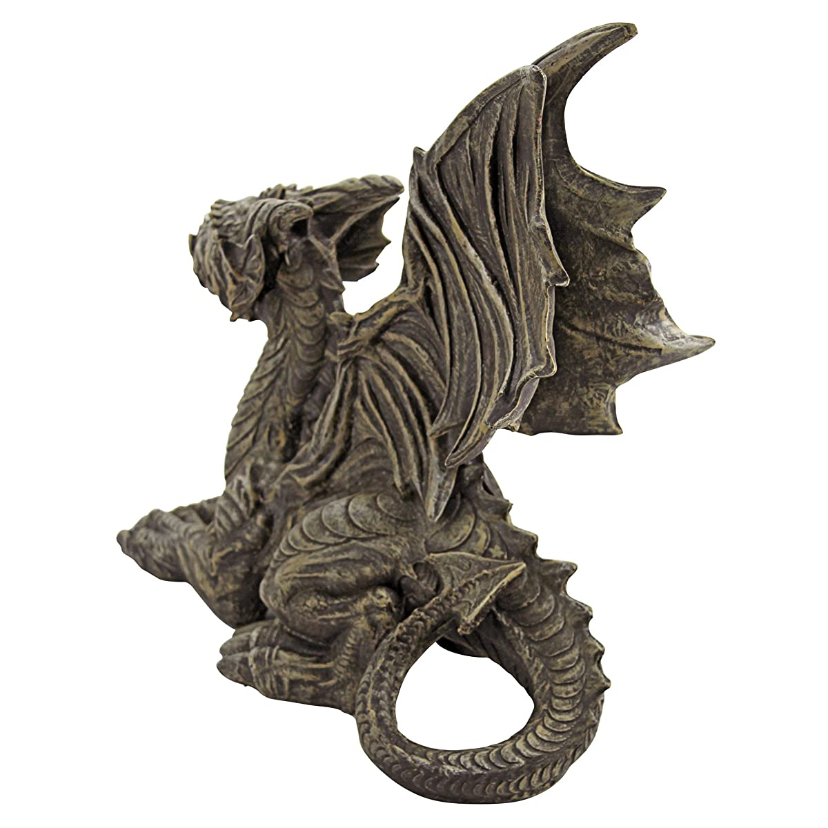 Design Toscano Desmond the Dragon Sculpture